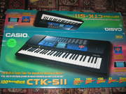 Casio CTK-511 Keyboard