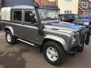 Land Rover Defender 110 21765 miles