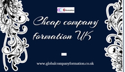 cheap company formation UK