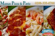 Pizza and pasta menu Cheam